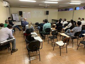 Bonsucro training in Goiasa mill, Goias State, Brazil