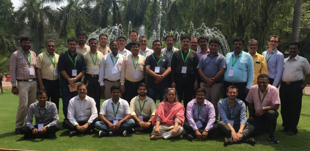 Bonsucro training participants in New Delhi, India, June 2019