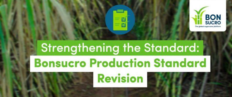 Bonsucro standard revision