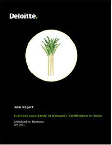 Bonsucro certification in India